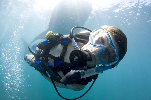 Dive Classes 90